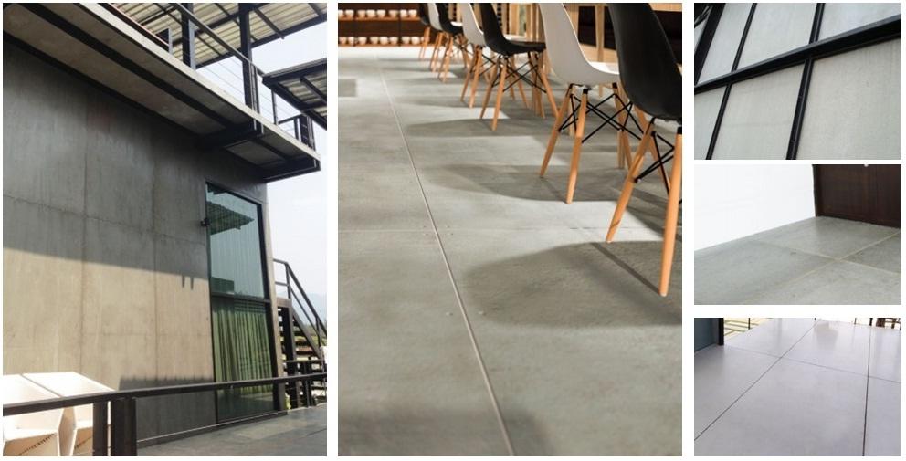 Lát sàn nhà bằng tấm xi măng dăm gỗ smileboard Thái Lan