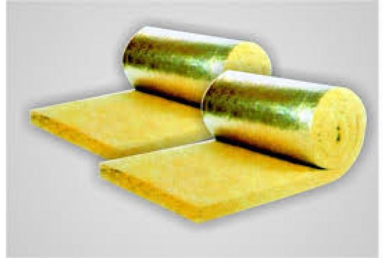 Tấm xi măng kết hợp với bông thủy tinh làm vách ngăn cháy