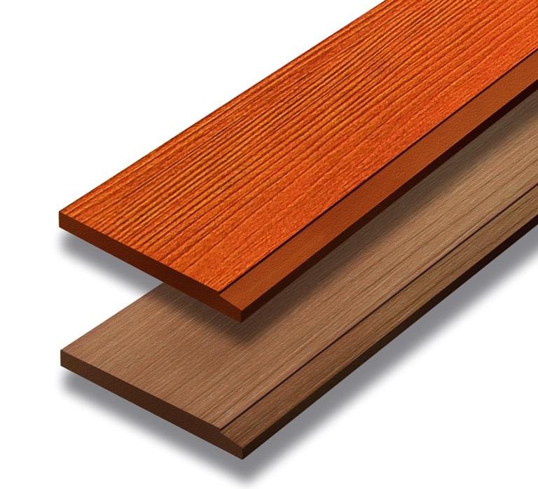 Thanh ốp tường gỗ ngoài trời smartwood plank