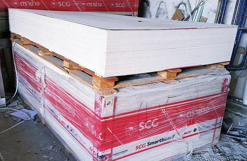 Tấm xi măng cemboard vật liệu nhẹ tối ưu nhất để làm sàn nhẹ.