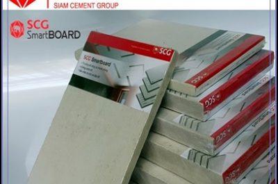 Tấm xi măng smartboard Thái Lan