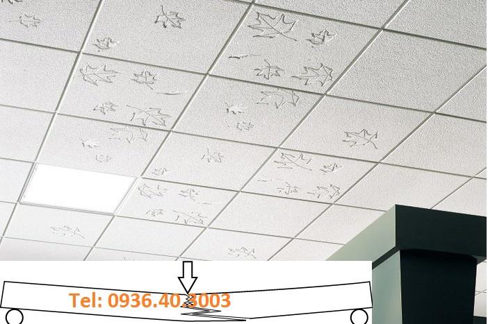 Làm trần trang trí bằng tấm smartboard Thái Lan