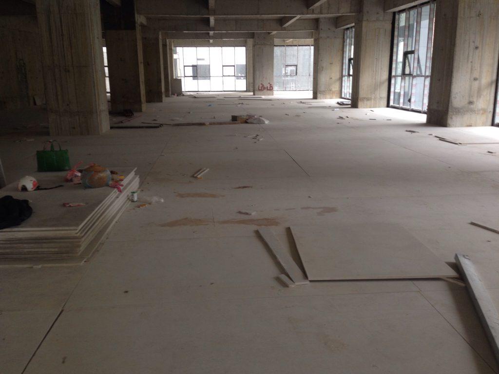 Tấm Duraflex làm sàn nhẹ thay đổ bê tông (7)
