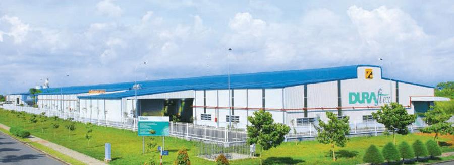 Nhà máy sản xuất tấm xi măng Duraflex