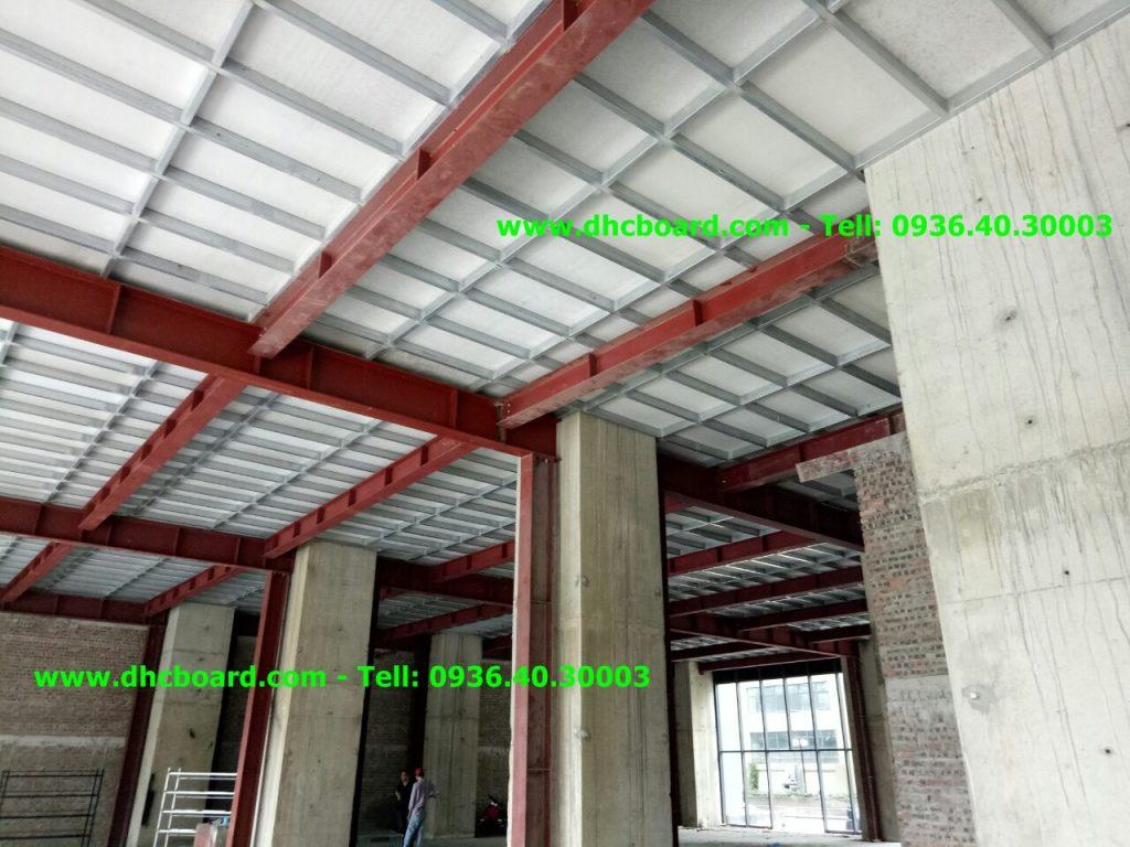 Lợi ích khi xây nhà bằng tấm sàn bê tông nhẹ cemboard.