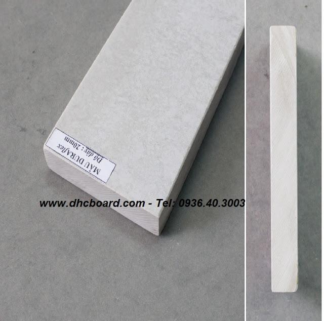 Tấm xi măng sợi cellulose được ứng dụng phổ biến nhất.