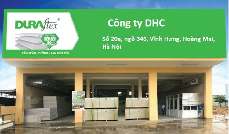 Địa chỉ bán tấm bê tông nhẹ Cemboard, Duraflex số 1 Hà Nội