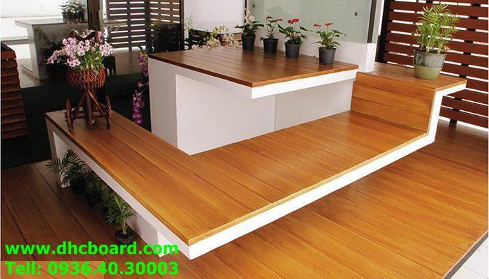 Sàn gỗ chịu nước Smartwood đẹp hơn gỗ thật