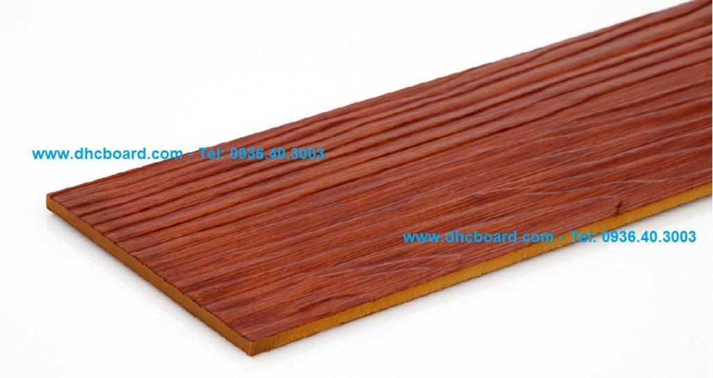 Ốp trần gỗ bằng gỗ nhân tạo Smartwood Thái Lan