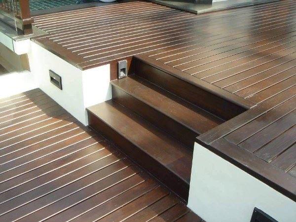 Thanh giả gỗ smartwood có khả năng chịu nước cao