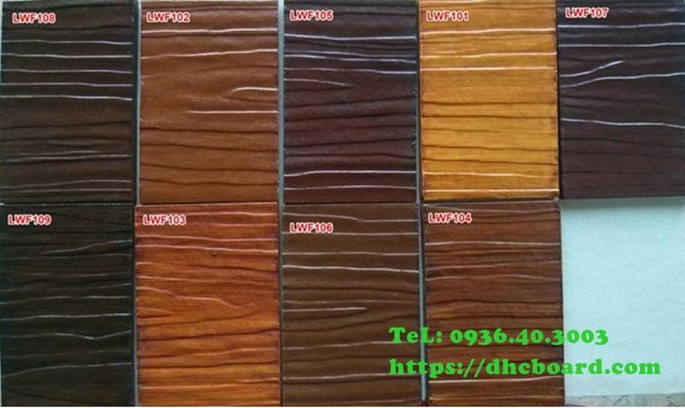 Sơn giả gỗ lotus chuyên dùng cho tấm gỗ nhân tạo