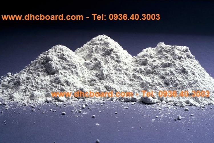 Tấm xi măng cemboard được làm từ xi măng pord land chất lượng.