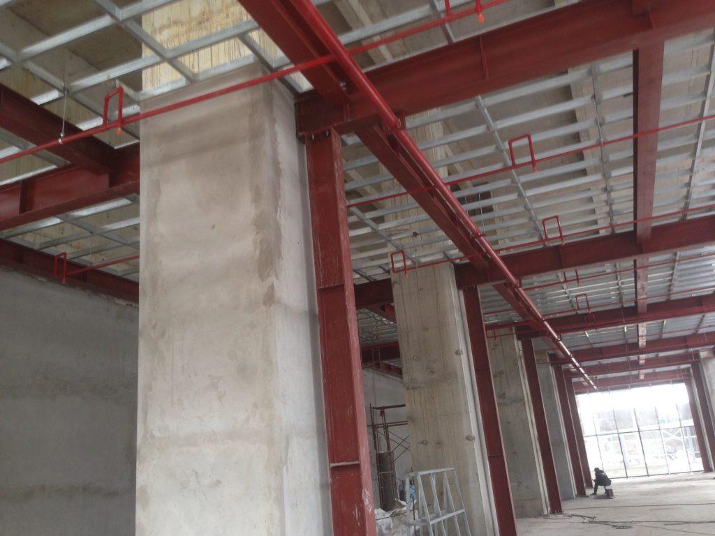 Tấm Duraflex làm sàn nhẹ thay đổ bê tông (11)