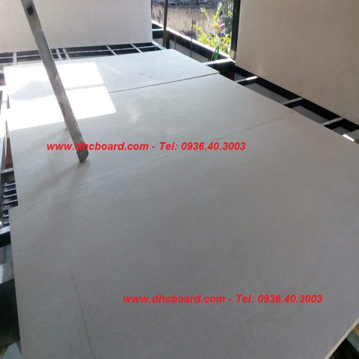 Tấm sàn xi măng Duraflex Vĩnh Tường