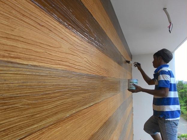 Gỗ ốp tường chịu nước Smartwood - Conwood đẹp hơn gỗ tự nhiên.