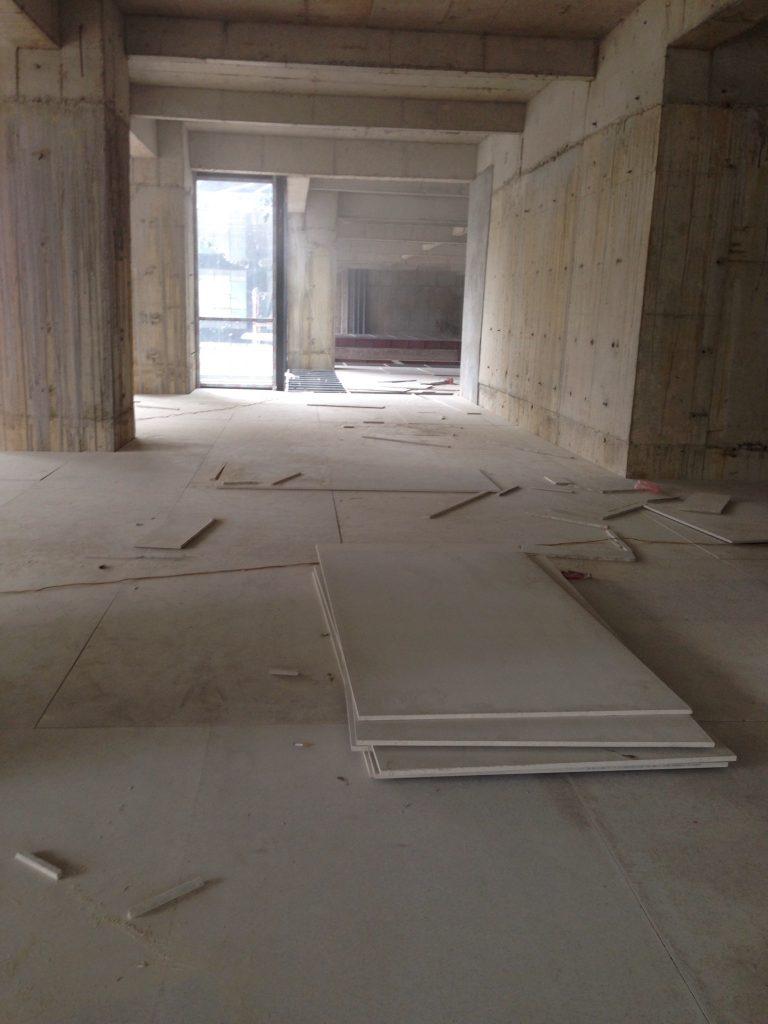 Thi công sàn nhẹ bằng tấm xi măng Duraflex (6)