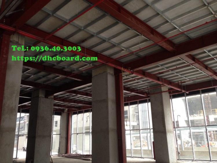 DHC nhận thi công sàn bê tông nhẹ từ quy mô lớn cho đến nhỏ tại Hà Nội