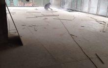 Thi công sàn nhẹ bằng tấm xi măng Duraflex siêu chịu lực