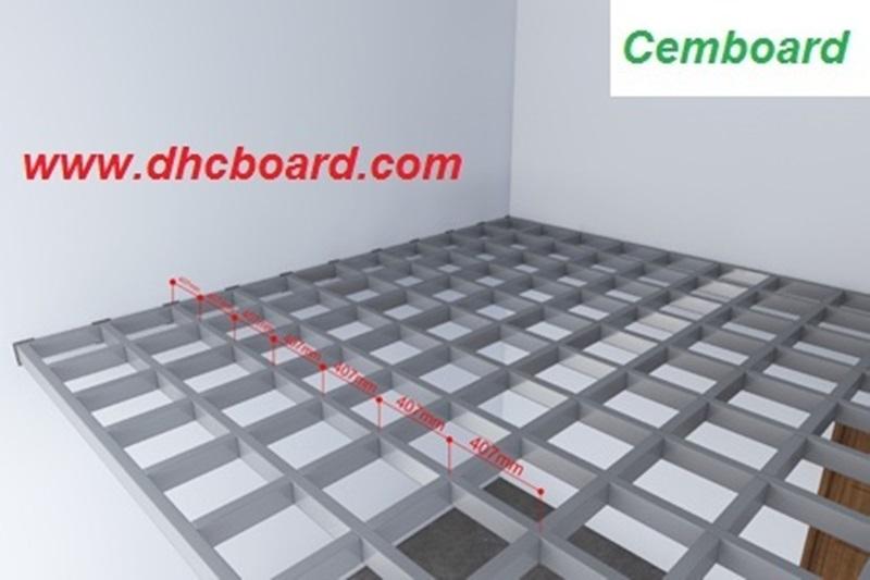 dhcboard.com đơn vị hàng đầu Miền bắc chuyên thi công thiết kế sàn gác xép, sàn bê tông nhẹ chịu lực chịu nước chống cháy chống mối mọt
