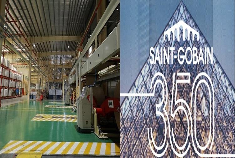 Tấm Duraflex do tập đoàn Saint Gobaint pháp sản xuất, là tập đoàn vật liệu xây dựng lớn nhất thế giới.