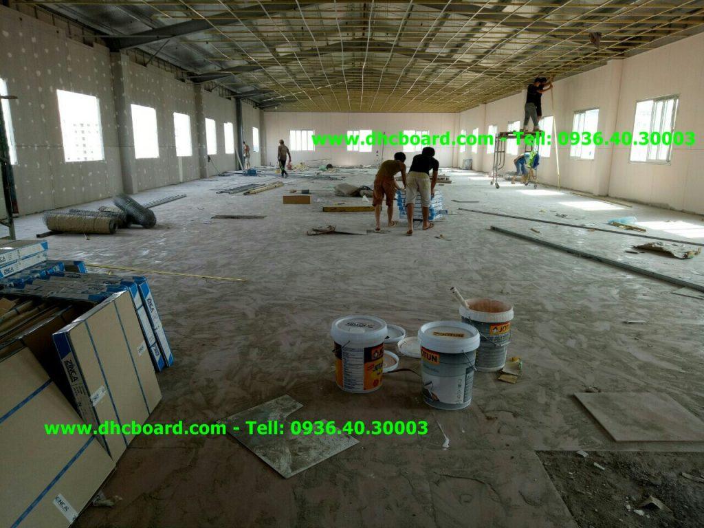 Tiết kiệm chi phí khi xây nhà bằng tấm bê tông siêu nhẹ cemboard.