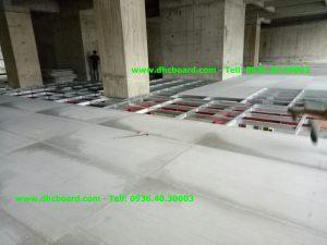 Lợi ích khi xây nhà bằng tấm sàn bê tông nhẹ cemboard