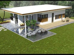 Xây nhà giá rẻ với 250 triệu đồng nhờ công nghệ vật liệu mới.