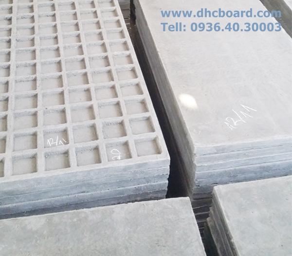 Tấm bê tông nhẹ có cốt sắt siêu chịu lực.