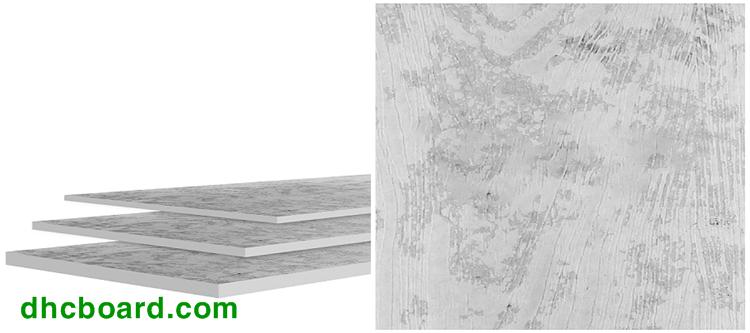 Phong cách mới lạ bằng tấm giả gỗ Durawood