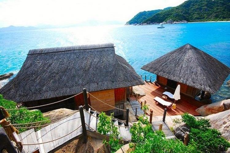 Nhà bungalow gần bãi biển điểm nghĩ dưỡng tuyệt vời