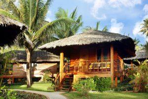 Xây nhà bungalow đẹp mang đến không gian nghỉ dưỡng mới lạ.