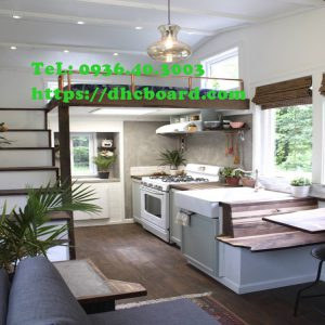 Cải tạo nhà cũ cấp 4 thành gác lửng đẹp giá rẻ đẹp mê hồn.