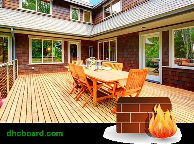 Tấm xi măng giả gỗ Conwood - Smartwood mang cả thiên nhiên vào nhà bạn