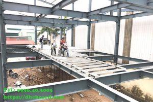 Nhà khung thép nhà thép tiền chế những điều cần biết khi xây nhà.