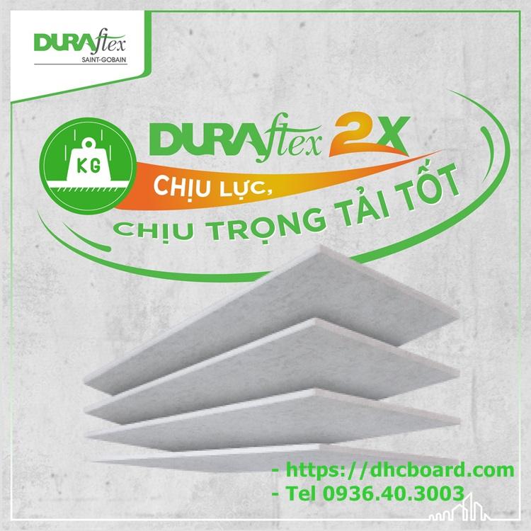 Địa chỉ bán tấm bê tông nhẹ Duraflex X2 Pháp tại Hà Nội